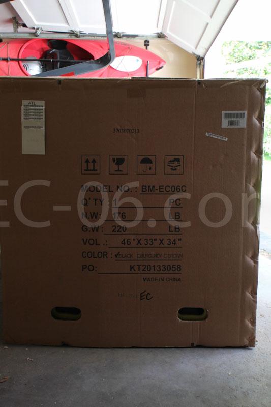EC-06 Unboxing